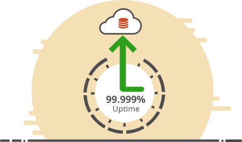 Ace Cloud Hosting Guaranteed 99.999% Uptime