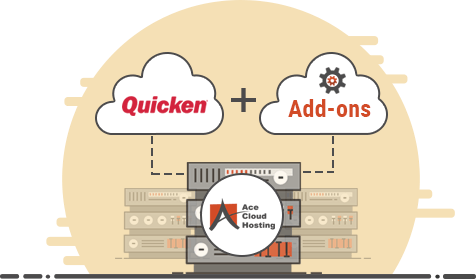 Quicken Hosting | Ace Cloud Hosting